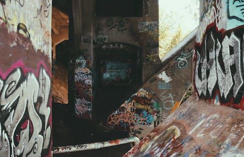 Free stock photo of allieways, art, graffiti, spraypaint