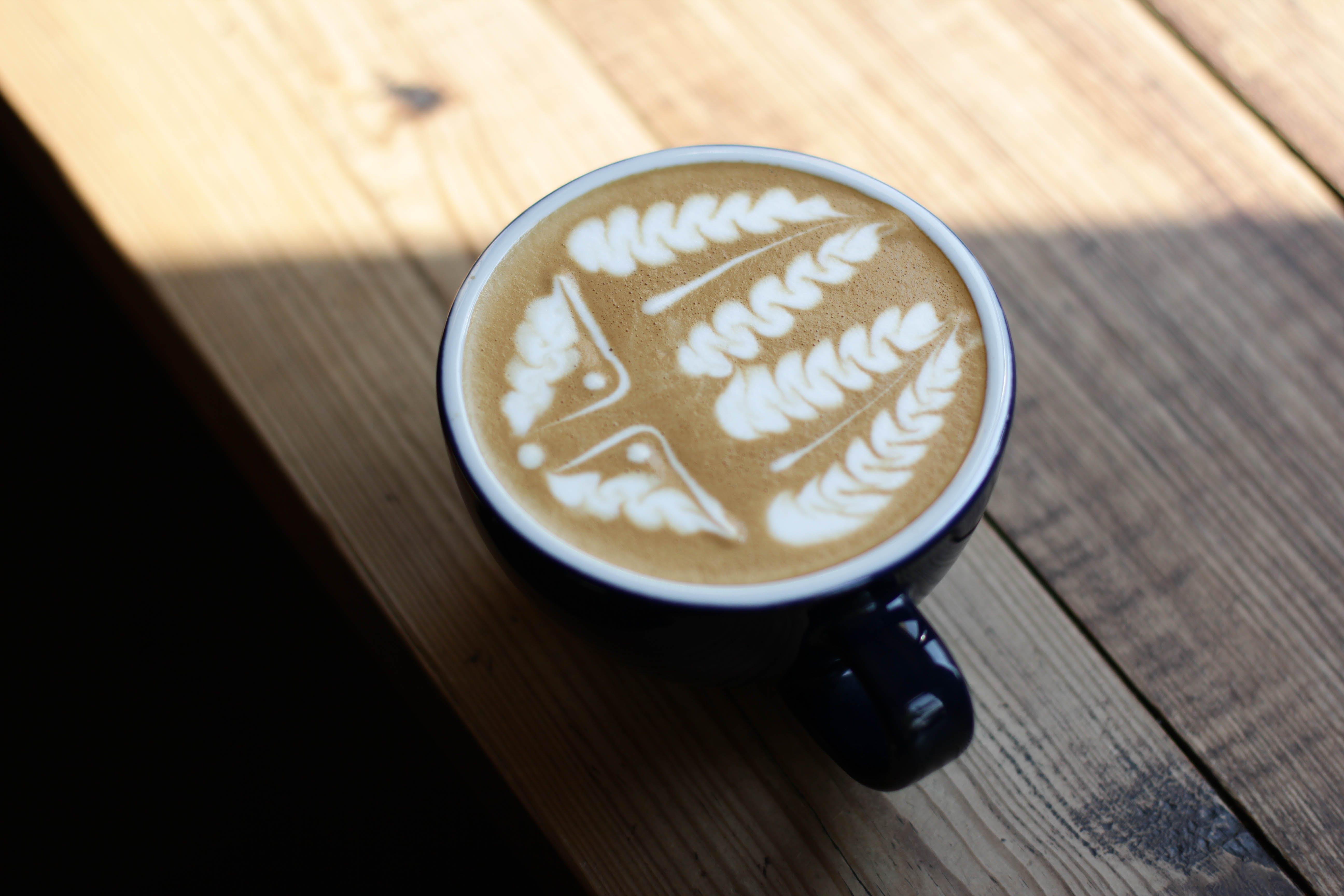 Foto d'estoc gratuïta de art, art latte, cafè, cafè exprés