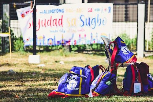 Fotos de stock gratuitas de acampada, acampar, actividad, azul