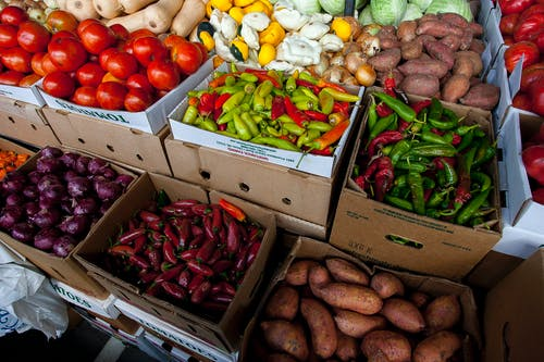 Kostnadsfri bild av bås, blandad, chili, dagsljus