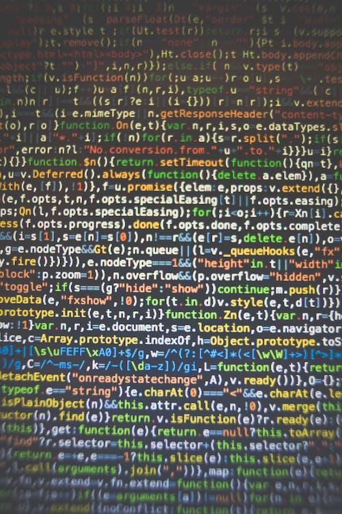 data, kildekode, koder