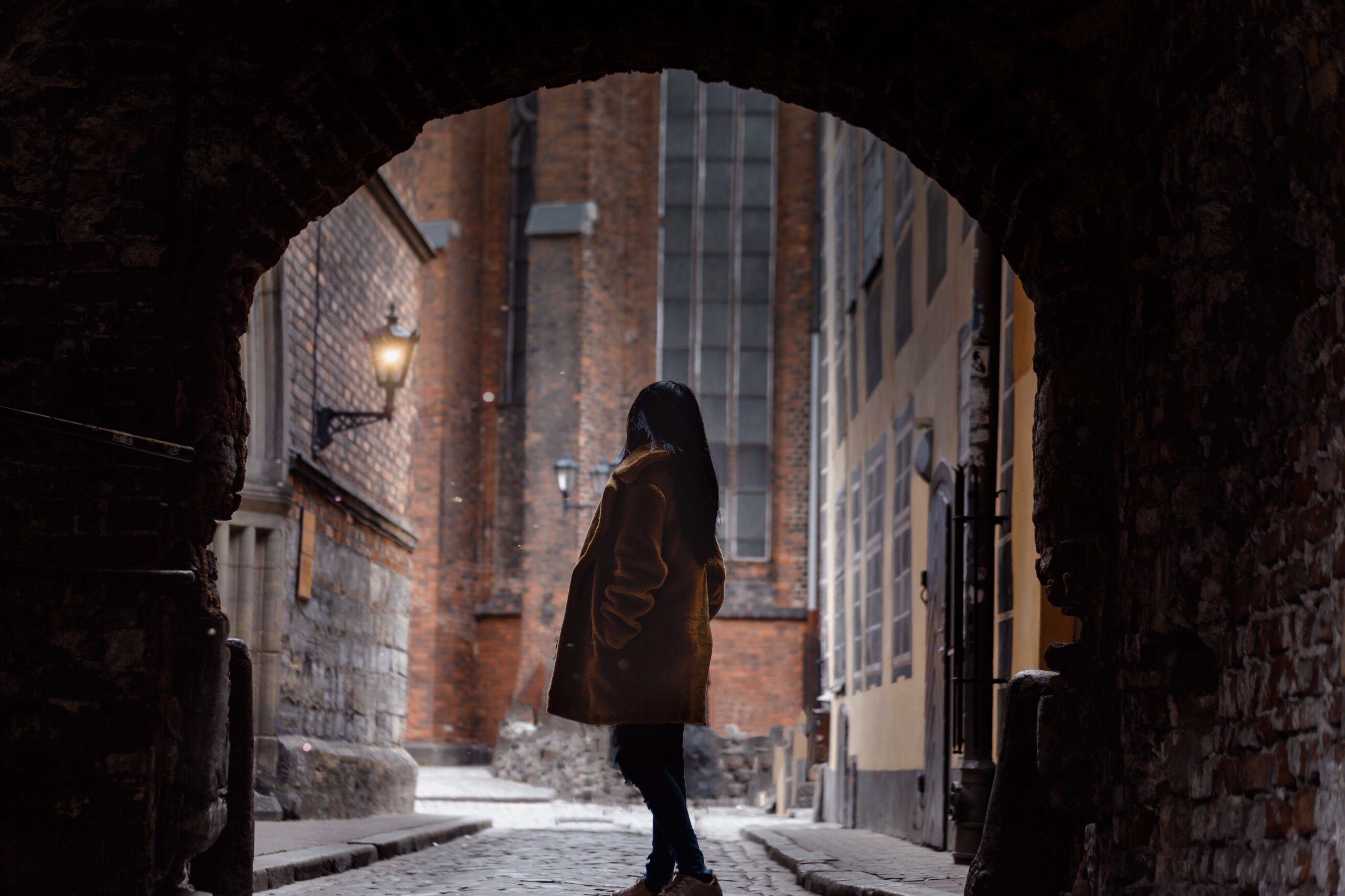 Foto d'estoc gratuïta de arquitectura, barri antic, carrer, carreró