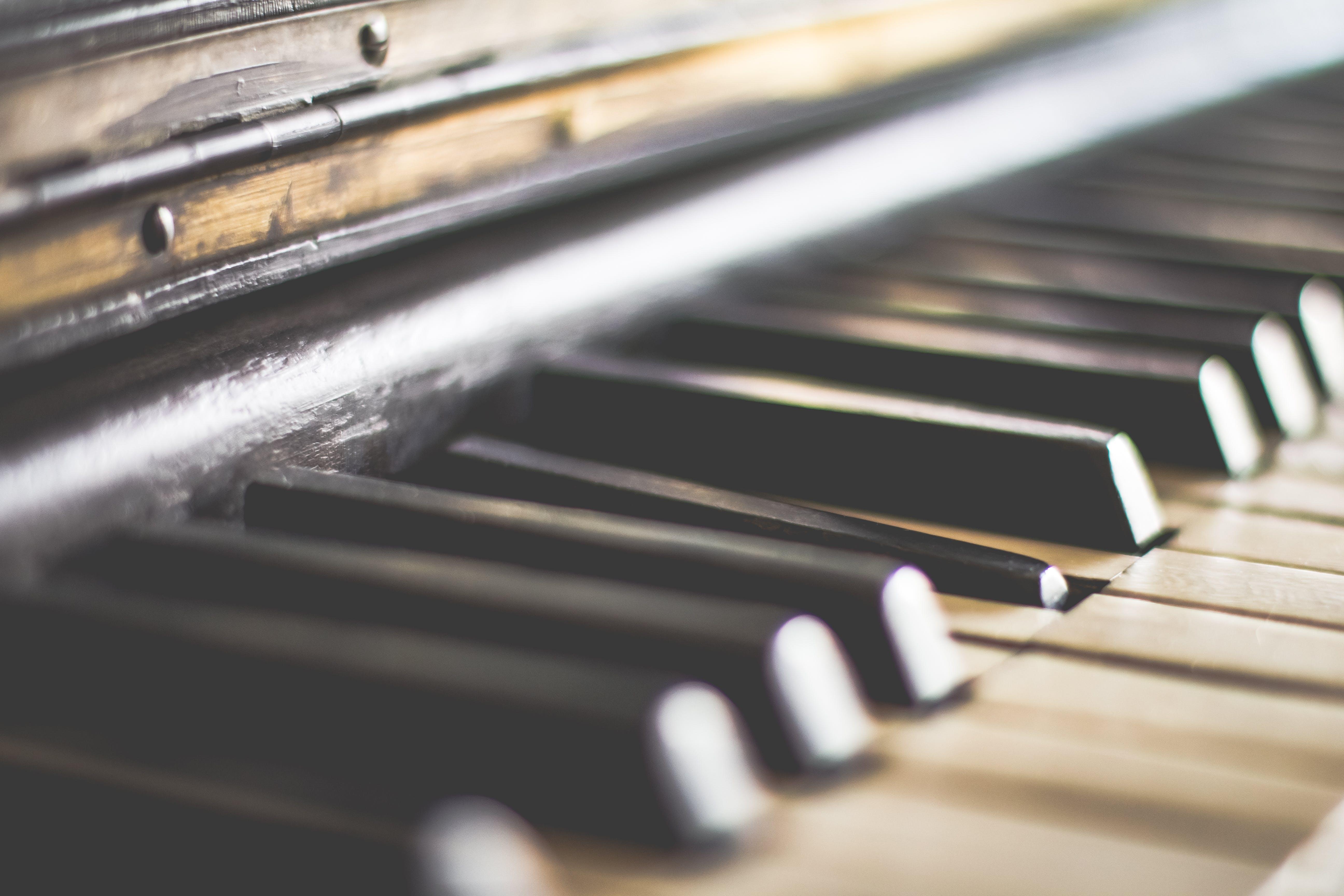 Foto d'estoc gratuïta de àudio, banús, blanc i negre, c agut