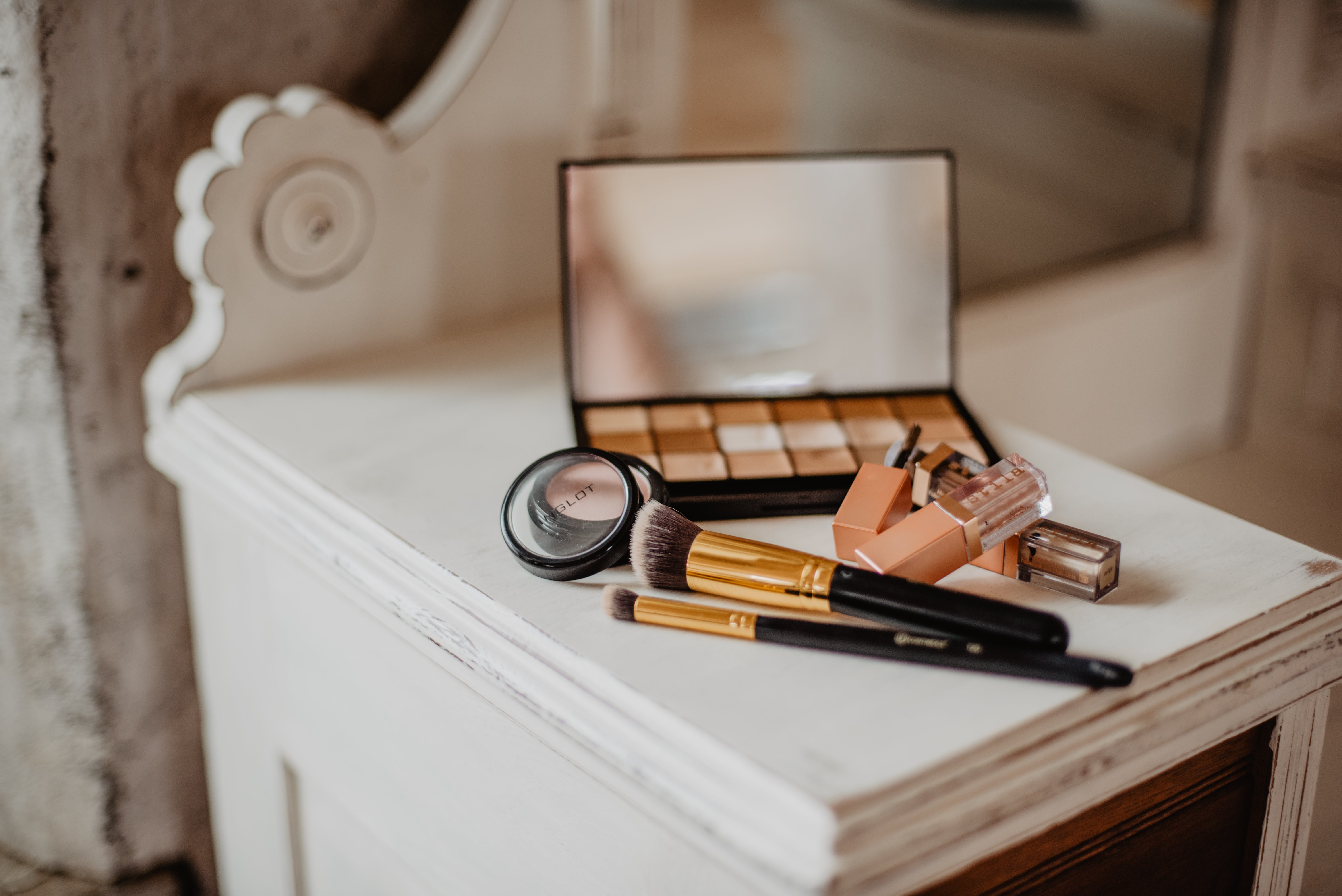 Kostenloses Stock Foto zu augen makeup, kosmetika, lidschatten, makeup
