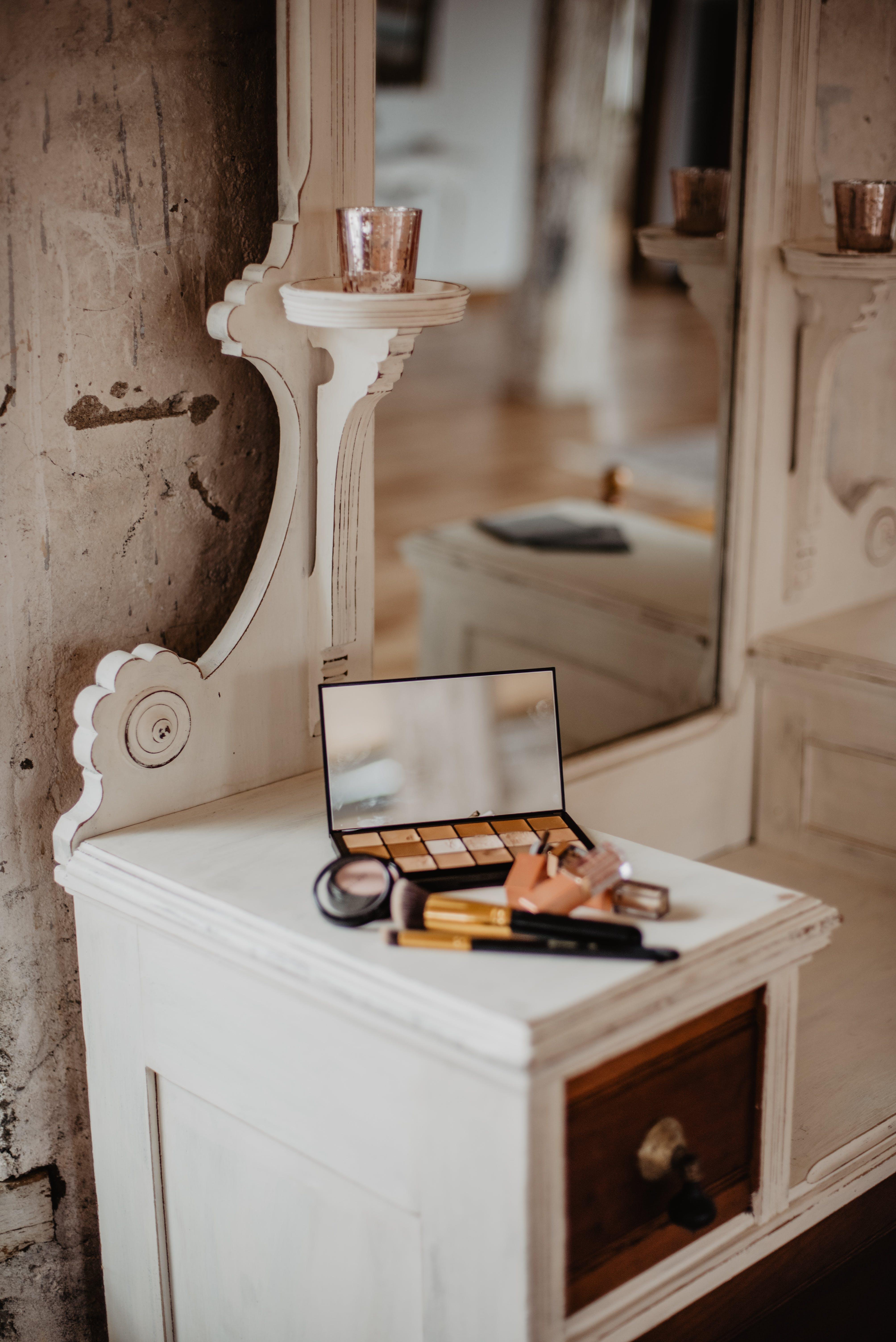 化妆刷, 化妝, 化妝品, 原本 的 免费素材照片