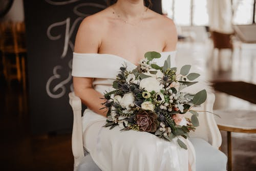 Foto d'estoc gratuïta de boda, bonic, desgast, dona