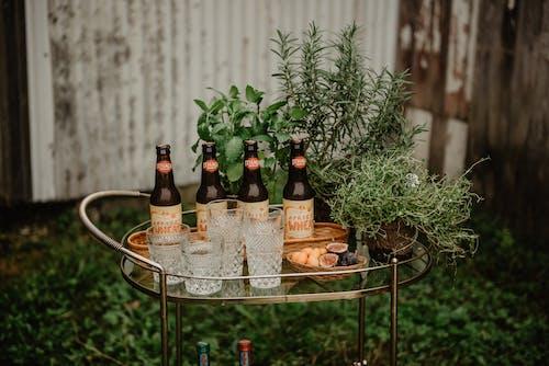 Δωρεάν στοκ φωτογραφιών με αλκοολούχο ποτό, αναψυκτικά, καροτσάκι, μπύρα