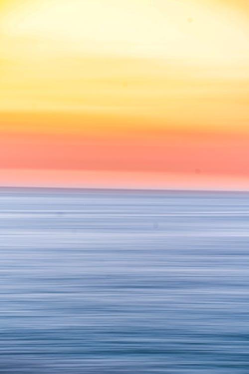 Kostnadsfri bild av färger, hav, havsområde, himmel