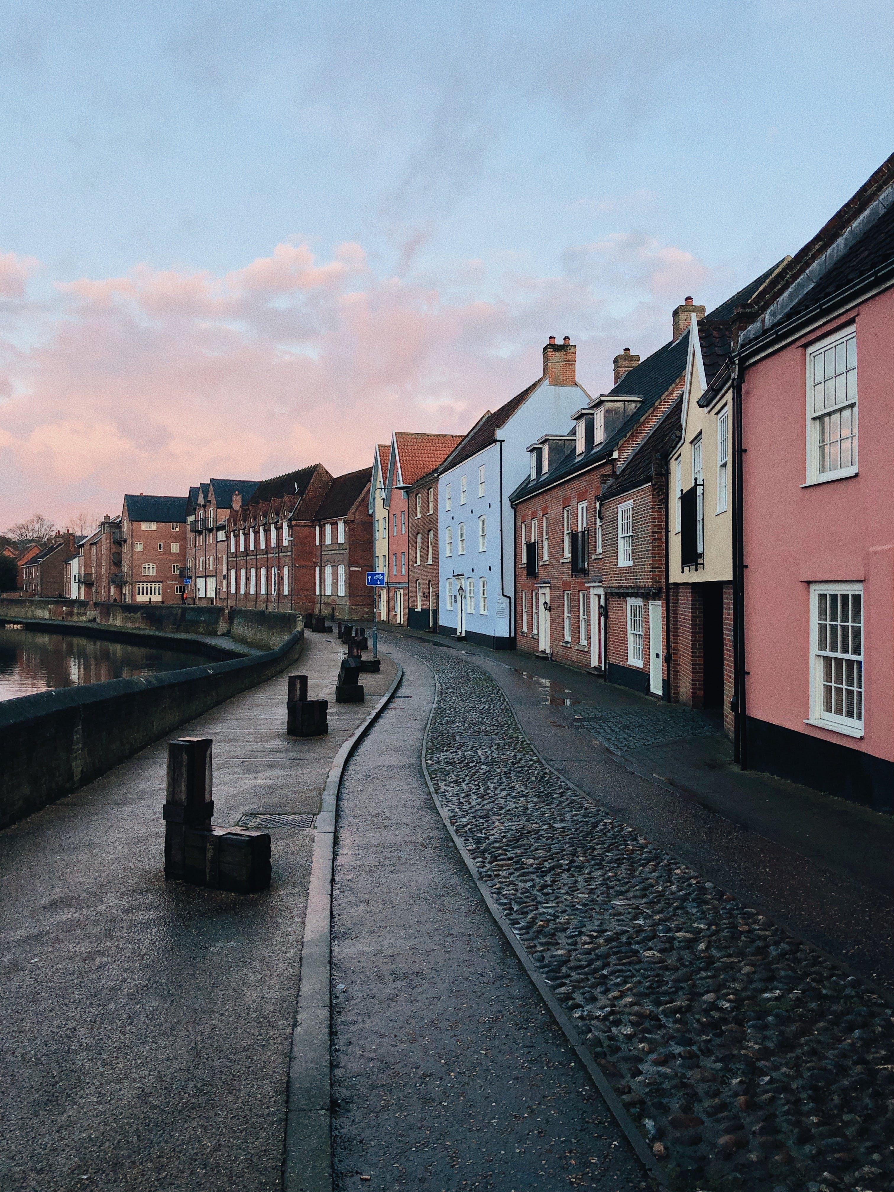 城市, 城鎮, 外觀, 天空 的 免費圖庫相片