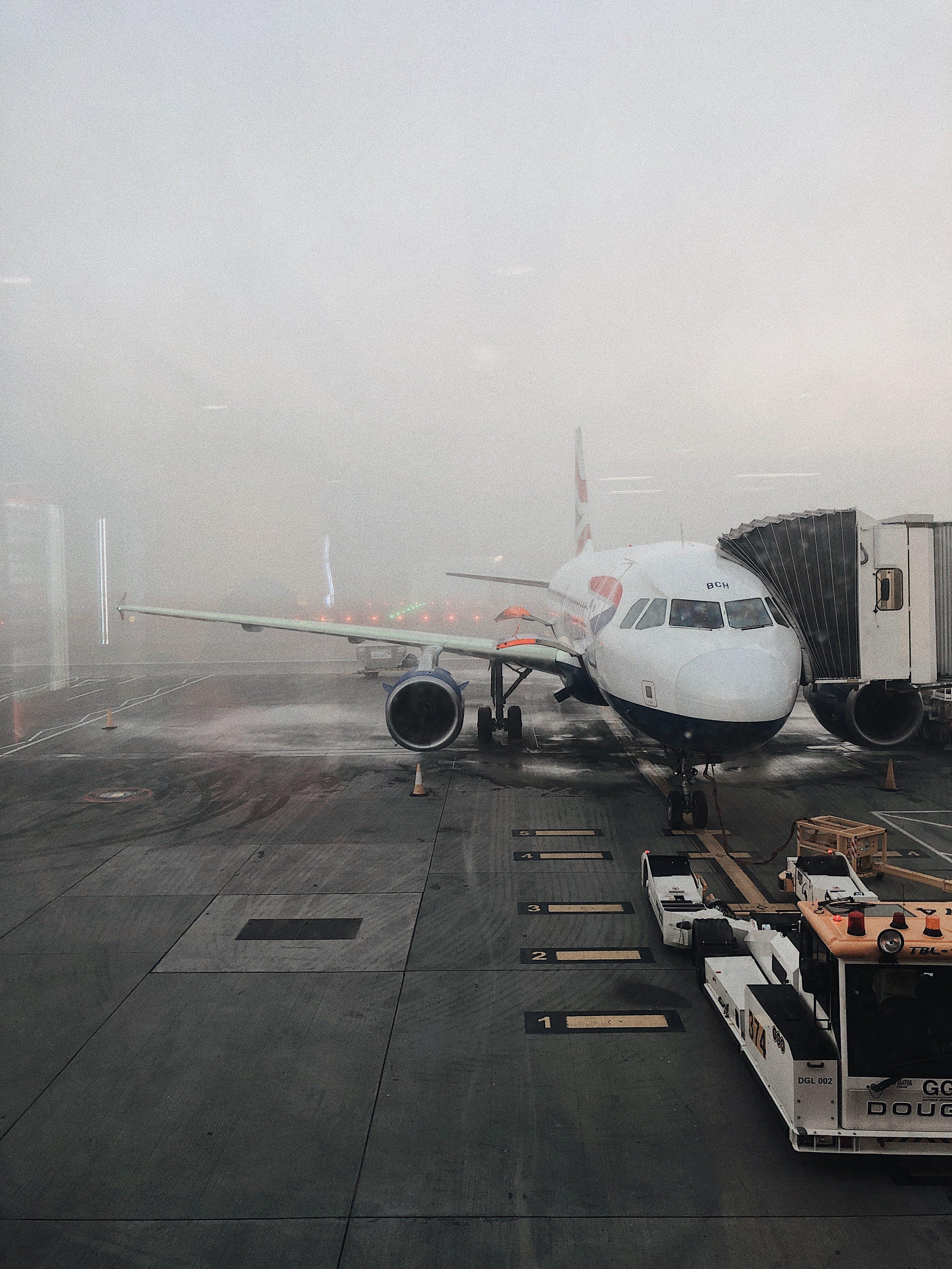 交通系統, 商業, 天氣, 客機 的 免費圖庫相片