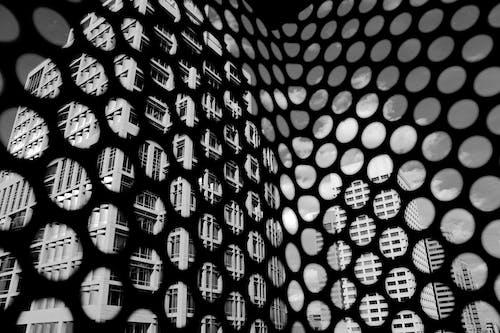 Ingyenes stockfotó ablakok, anyag, beton, design témában