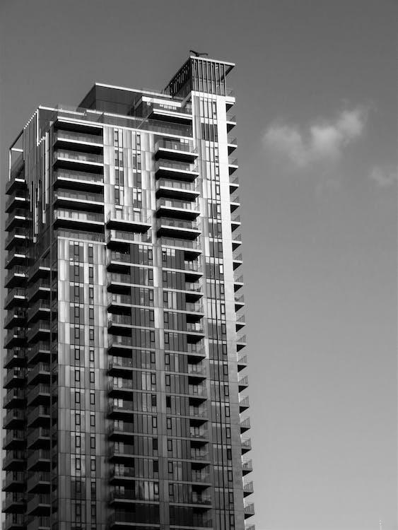 al aire libre, alto, arquitectura