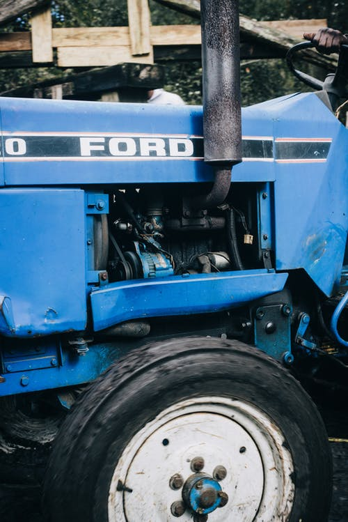 Free stock photo of antique, country life, farming, ford