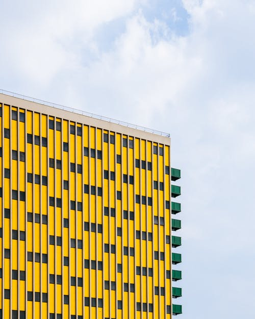 Ingyenes stockfotó ablakok, belváros, ég, építészet témában