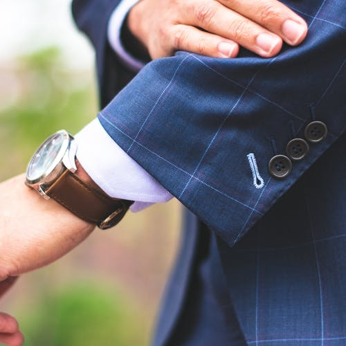 Men's Suit And Accessories