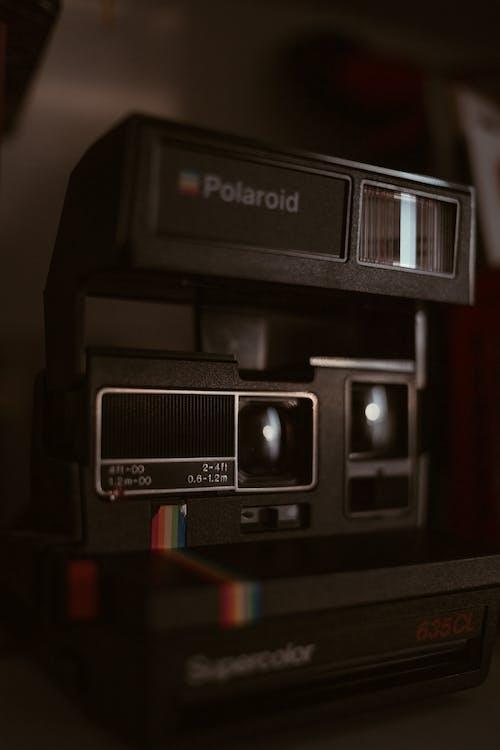 Kostenloses Stock Foto zu analog, analogkamera, analogon, ausrüstung