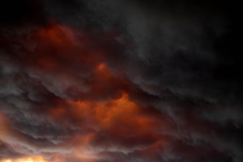 Foto d'estoc gratuïta de foc, fum, fum de color, salvatge