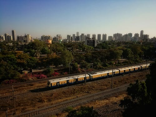 Foto d'estoc gratuïta de arquitectura, edificis, entrenar, Índia