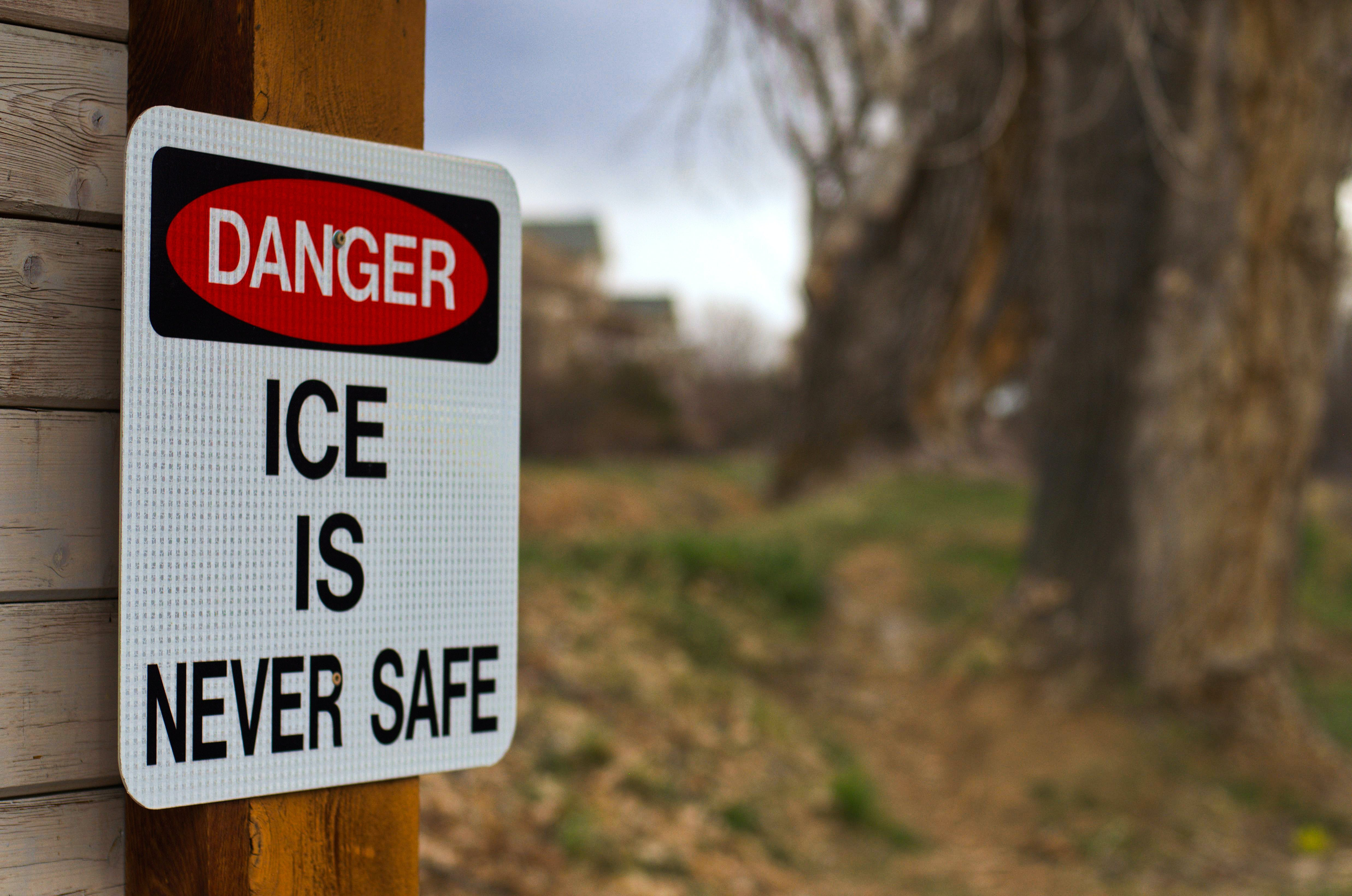 Gratis lagerfoto af fare, is, pengeskab