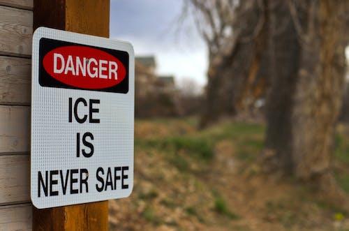 危険, 安全, 氷の無料の写真素材