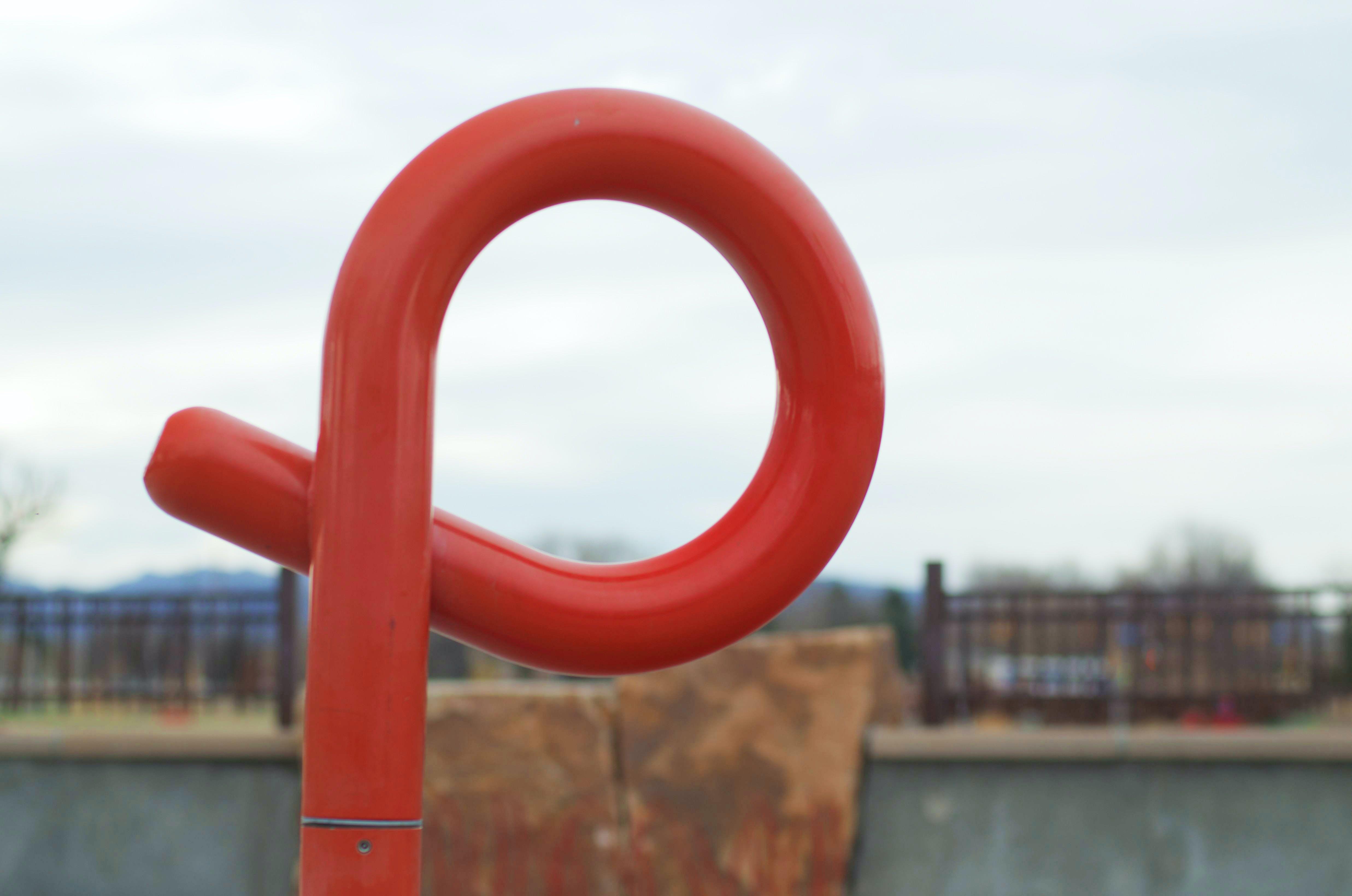 Gratis lagerfoto af p, park, rød