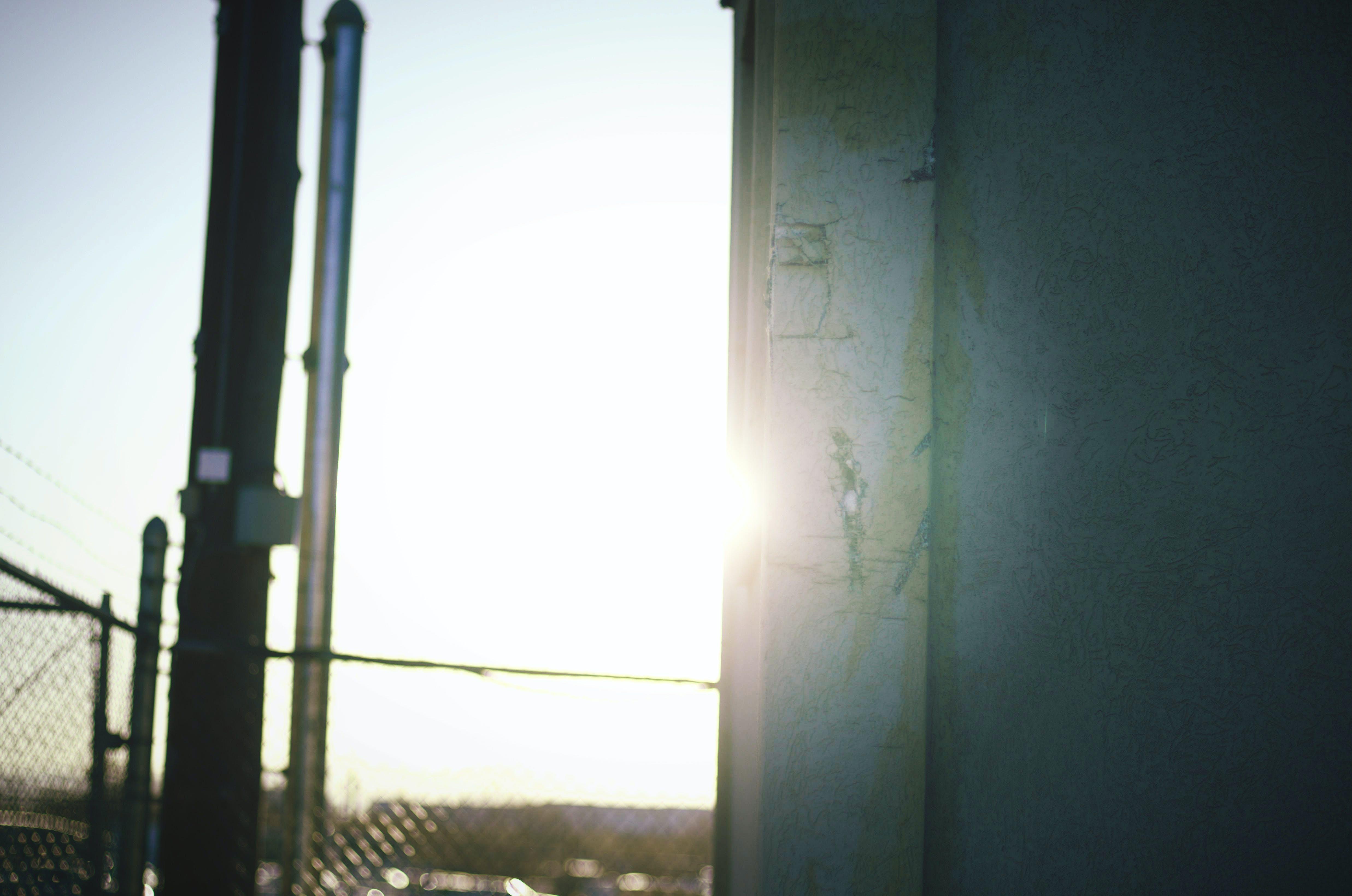 Gratis lagerfoto af sol