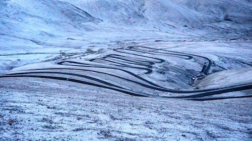 Kostenloses Stock Foto zu berg, everest, schnee, serpentine