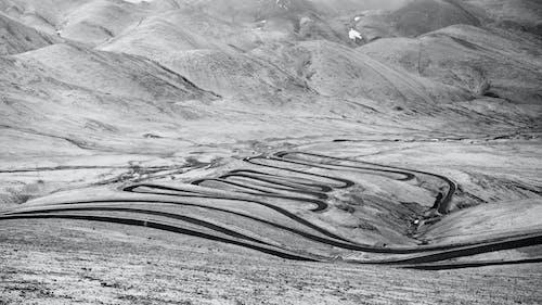 Kostenloses Stock Foto zu china, reise, serpentine, tibet