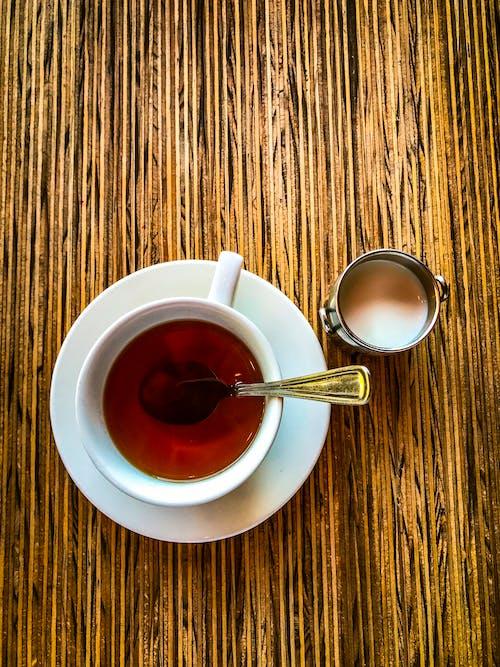 咖啡, 桌子, 茶 的 免費圖庫相片