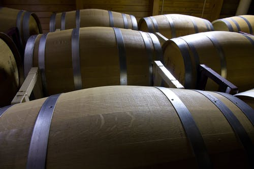 Ilmainen kuvapankkikuva tunnisteilla #agbiopix viini tynnyriä yadkin laakson maatalous