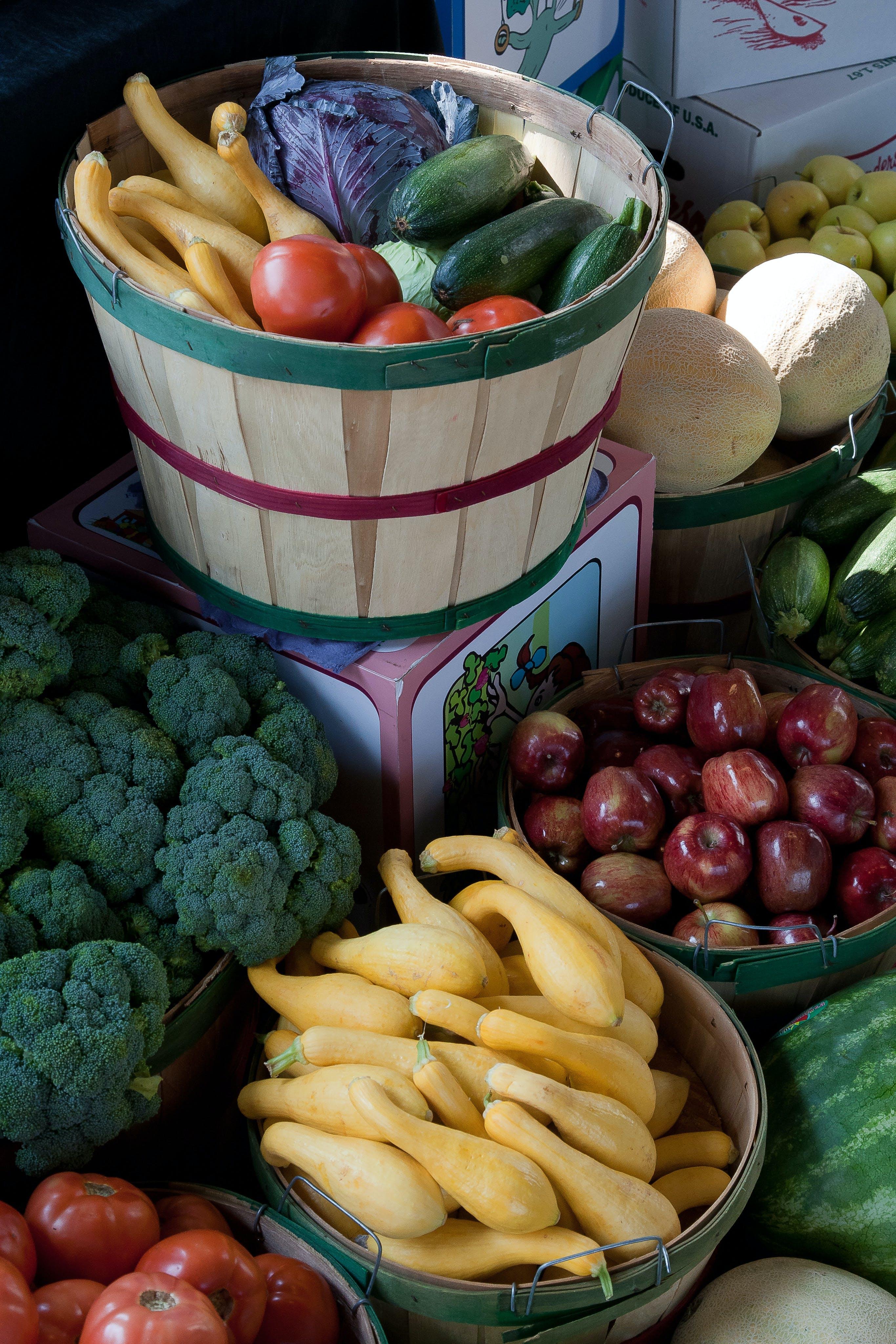 Δωρεάν στοκ φωτογραφιών με αγορά, αφθονία, γευστικός, γεωργία