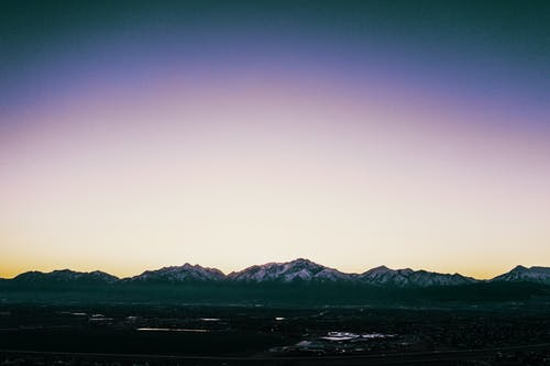 Free stock photo of bright, drone, drone shot, mountains