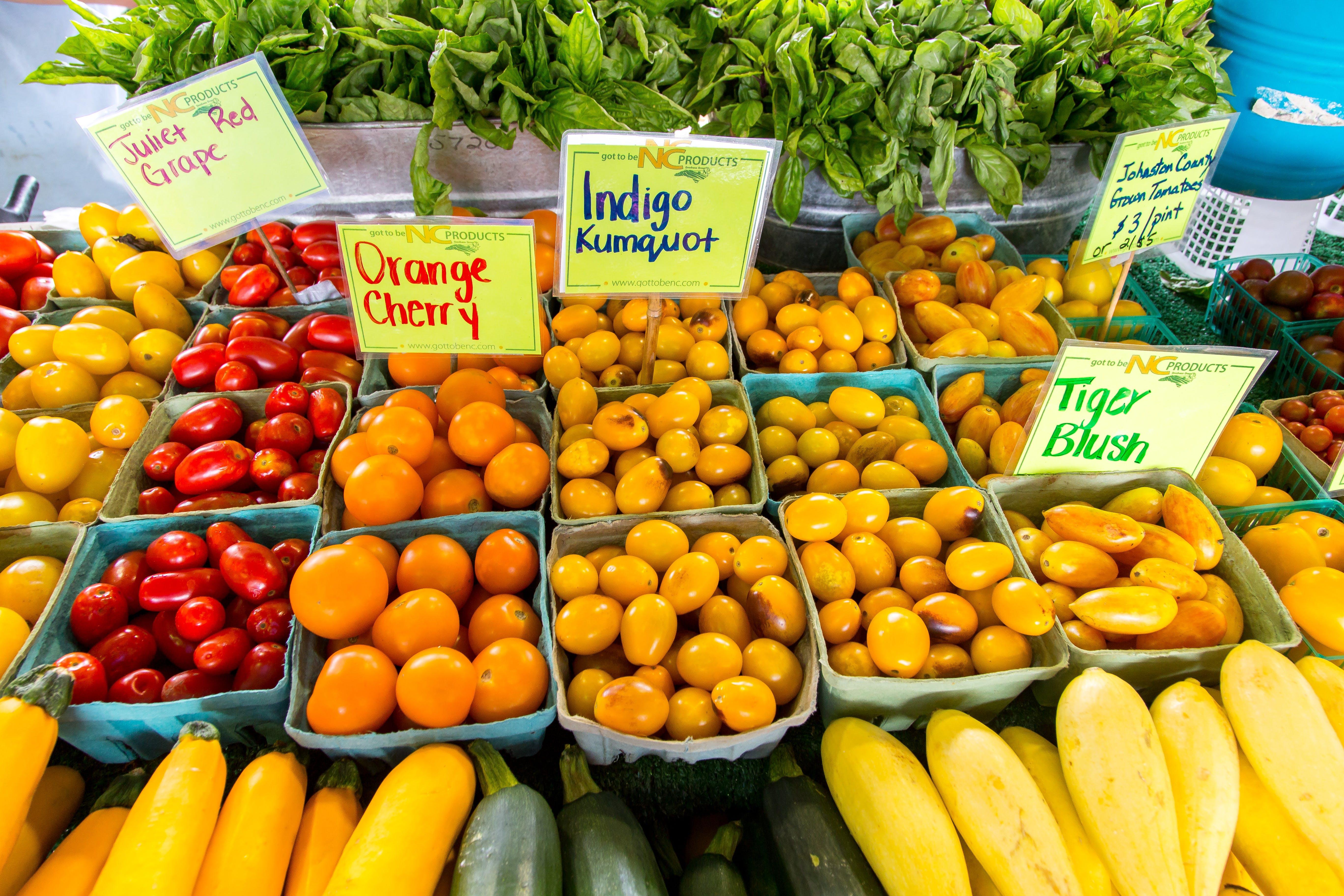 건강한, 과일, 구색을 갖춘, 노점의 무료 스톡 사진