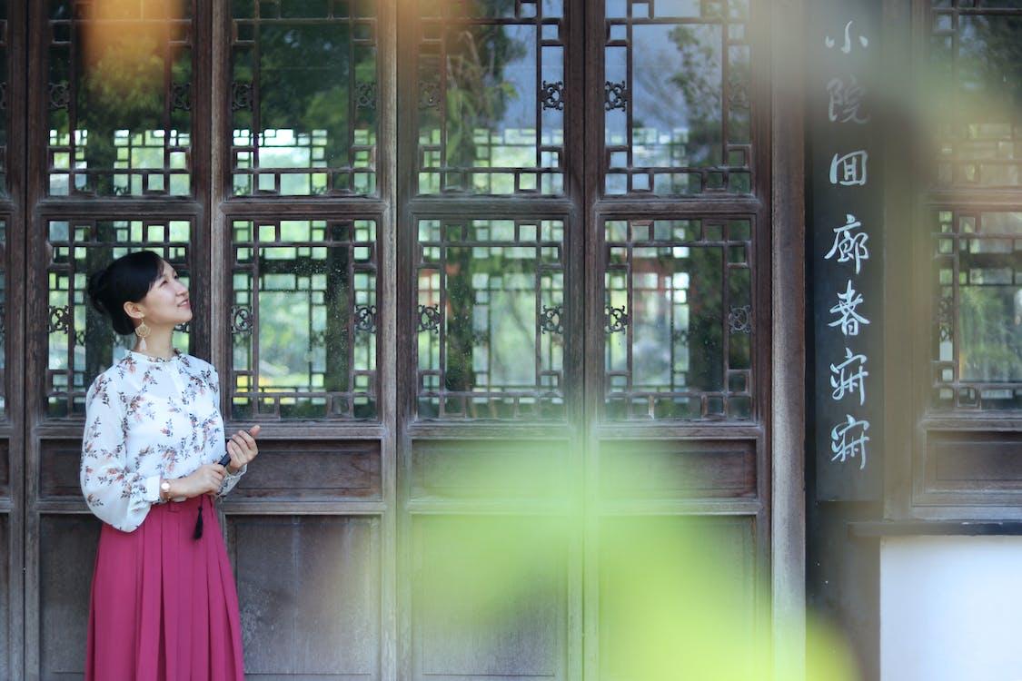 a l'aire lliure, arquitectura, arquitectura xinesa antiga