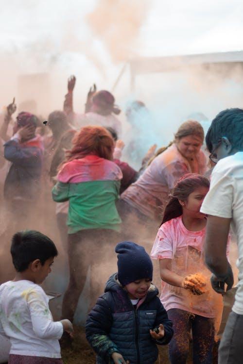 Photos gratuites de actif, Asiatique, content, couleurs