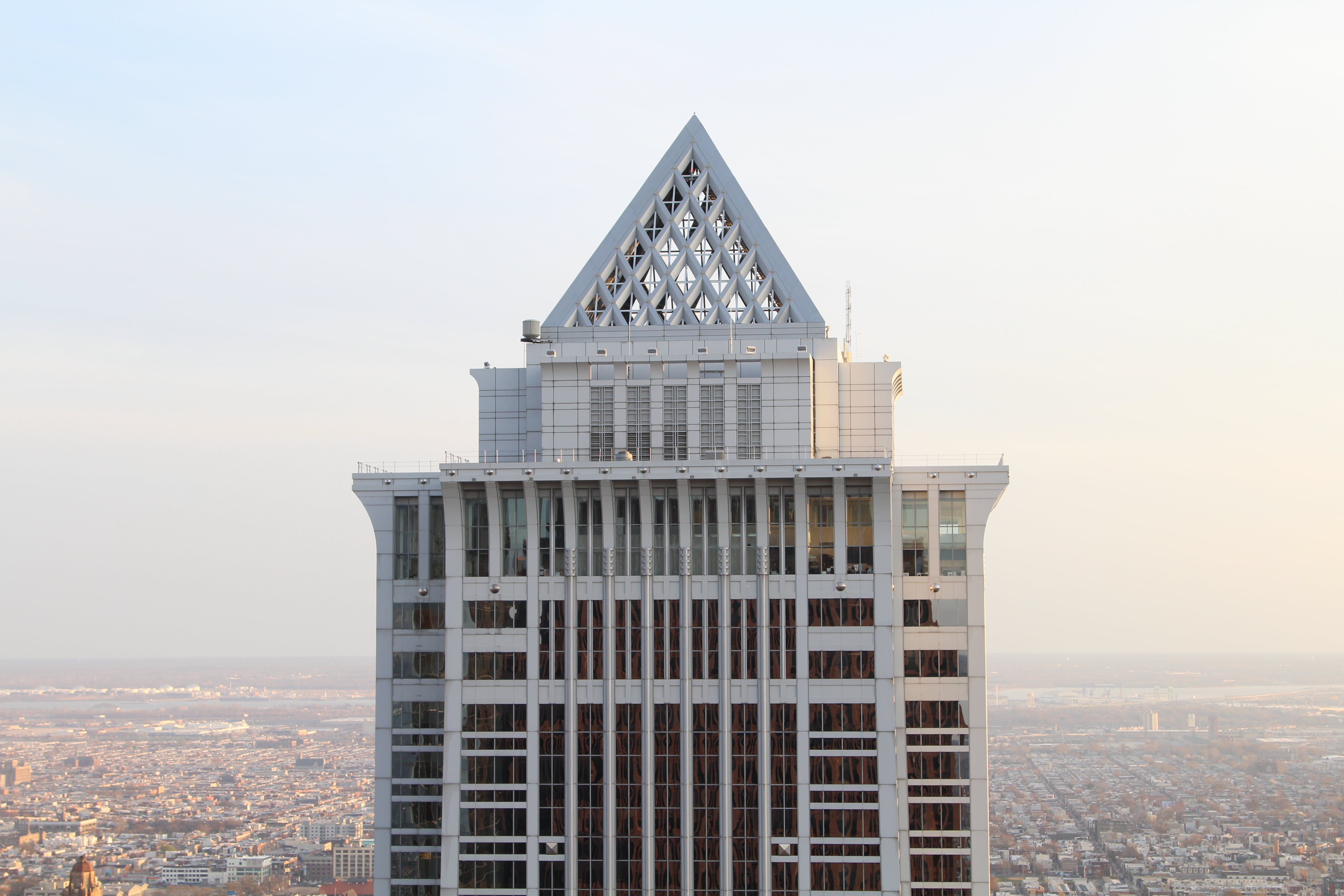 Free stock photo of building, Philadelphia, philly, sunset