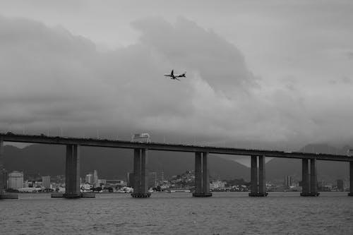 Immagine gratuita di ponte, rio de janeiro