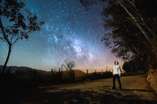 Ilmainen kuvapankkikuva tunnisteilla ihmiset, kevyt, tähdet, taide