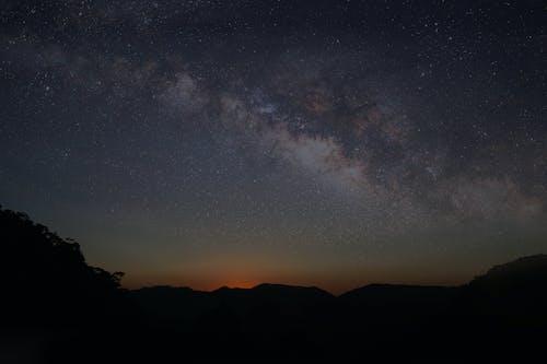 Δωρεάν στοκ φωτογραφιών με αστέρια, παράδεισος, τους γαλαξίες