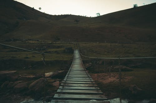 Ilmainen kuvapankkikuva tunnisteilla maisma, silta