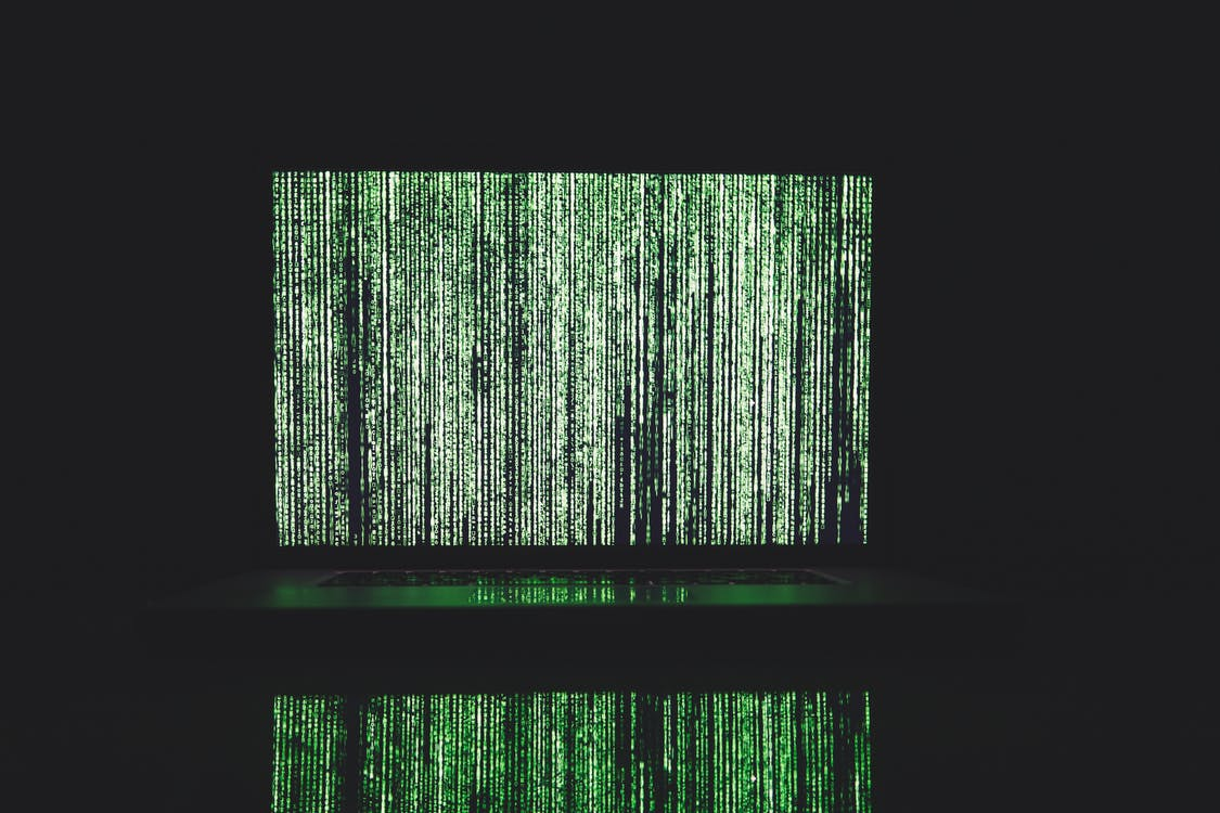 Free stock photo of code, computer, cyberspace