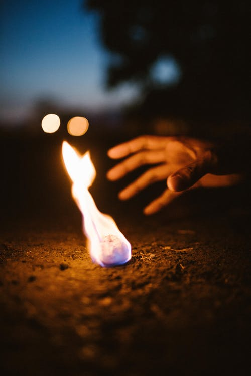 Gratis stockfoto met heet, hitte, vlam