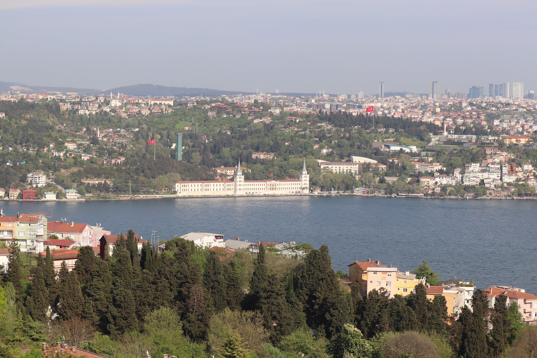 Free stock photo of askeri, binalar, bogaz, boğaziçi