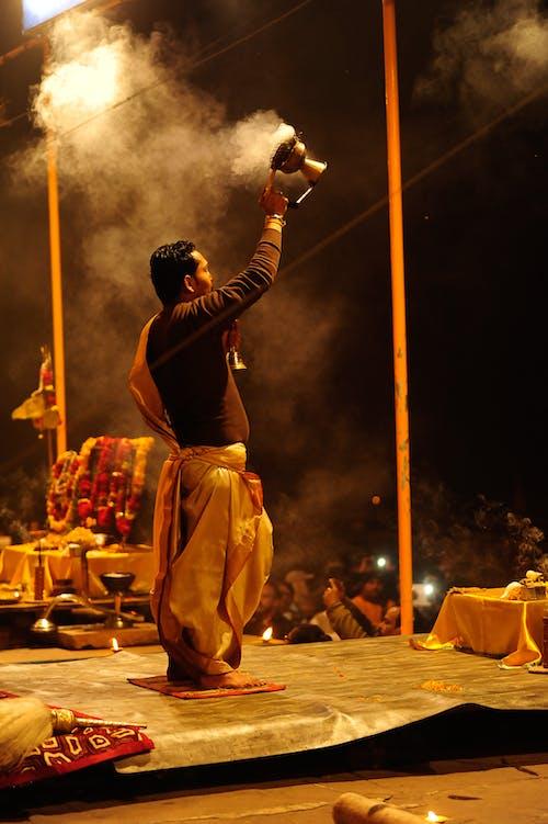 Foto d'estoc gratuïta de hindú, hinduisme, home indi, indi
