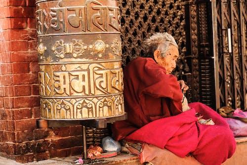 Fotobanka sbezplatnými fotkami na tému alkoholický jablkový mušt, Ážijčanka, babka, budhistický chrám