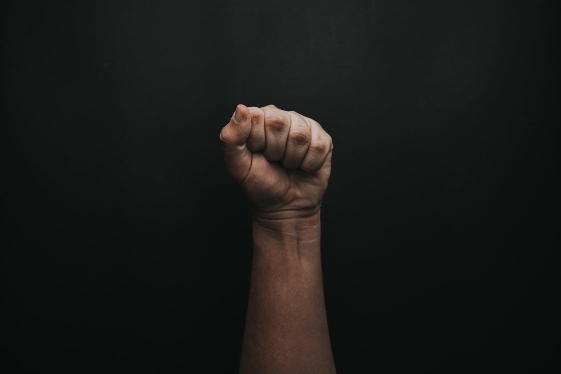 Person's Fist