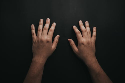 Kostnadsfri bild av fingrar, händer, hud