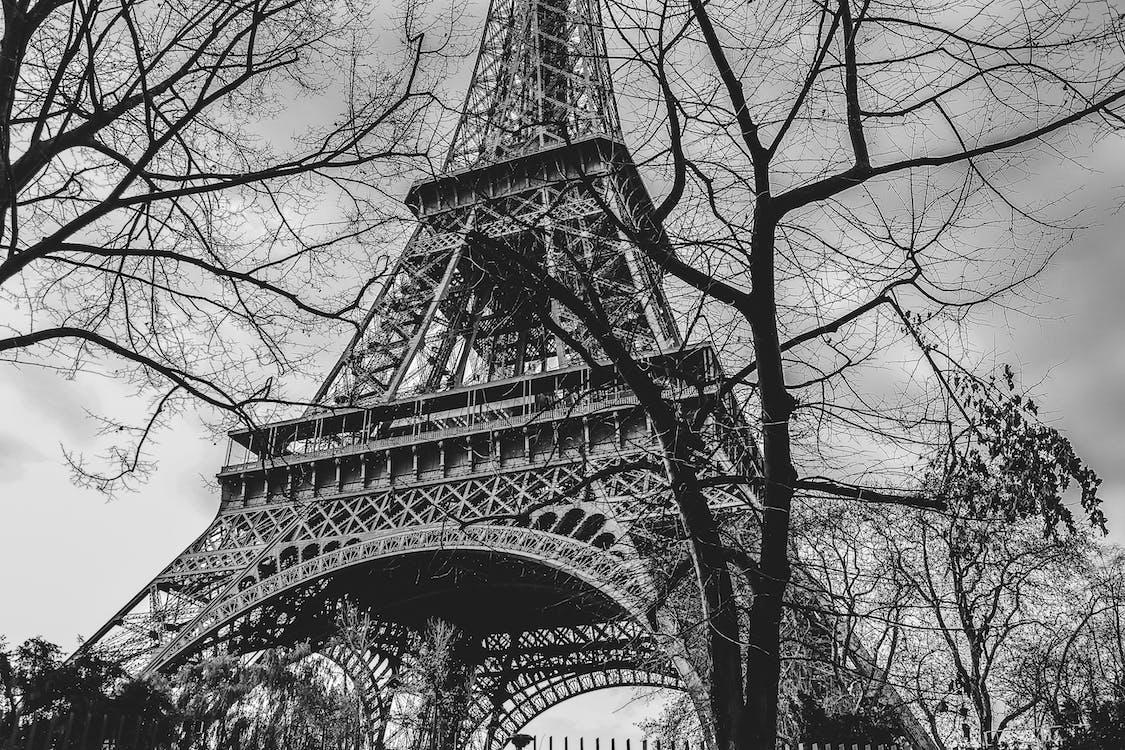 arquitecture, eiffel-torni, matkustaa