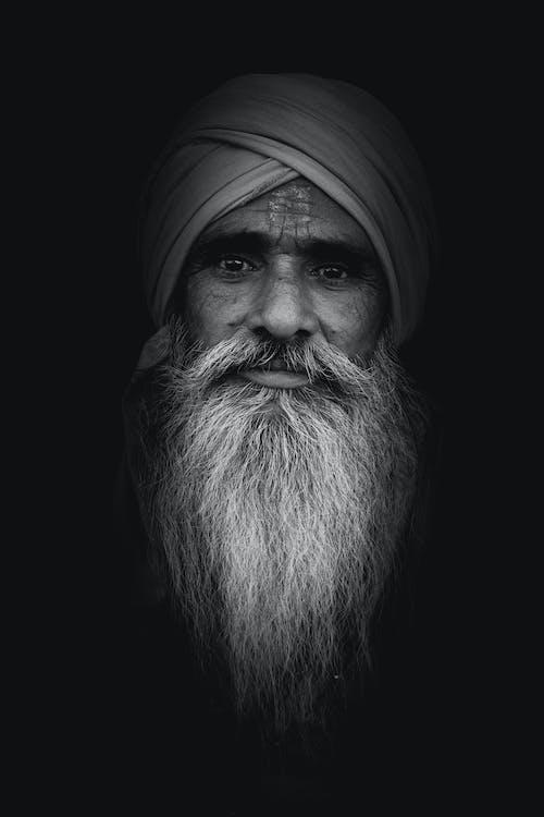 Free stock photo of black wallpaper, portrait photography