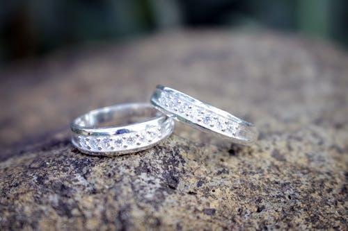 Free stock photo of couple, wedding ring